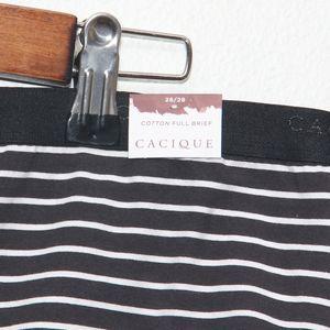 Cacique Intimates & Sleepwear - NWT Cacique Cotton Full Brief Size 26/28